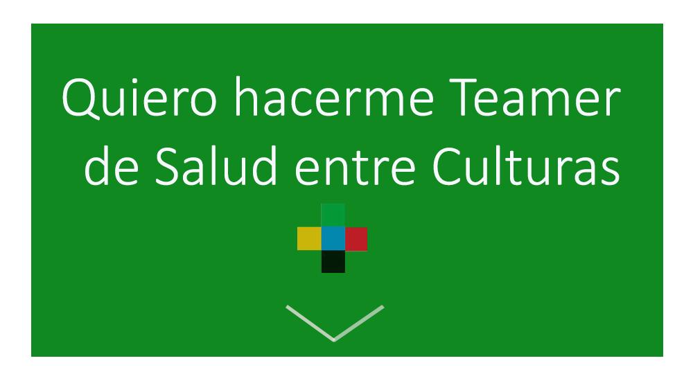 Salud Entre Culturas, destacado en la plataforma de microdonación 'Teaming'